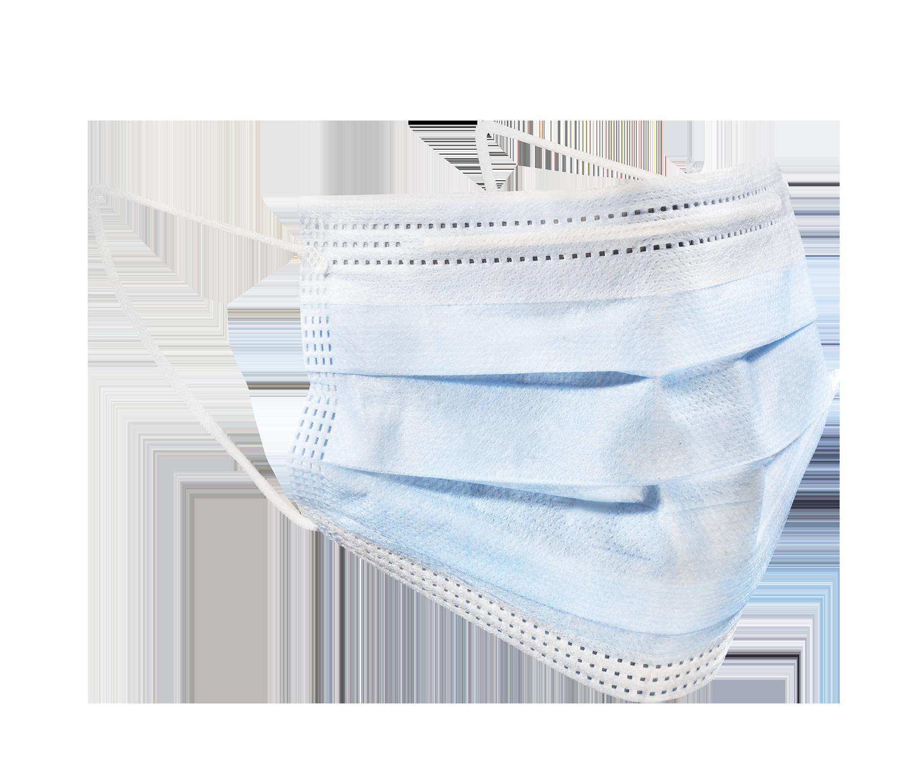 Marquardt Typ II R Medizinische Mundschutzmasken 3- lagig (50Stk.) (EN 2016/425 zertifiziert)