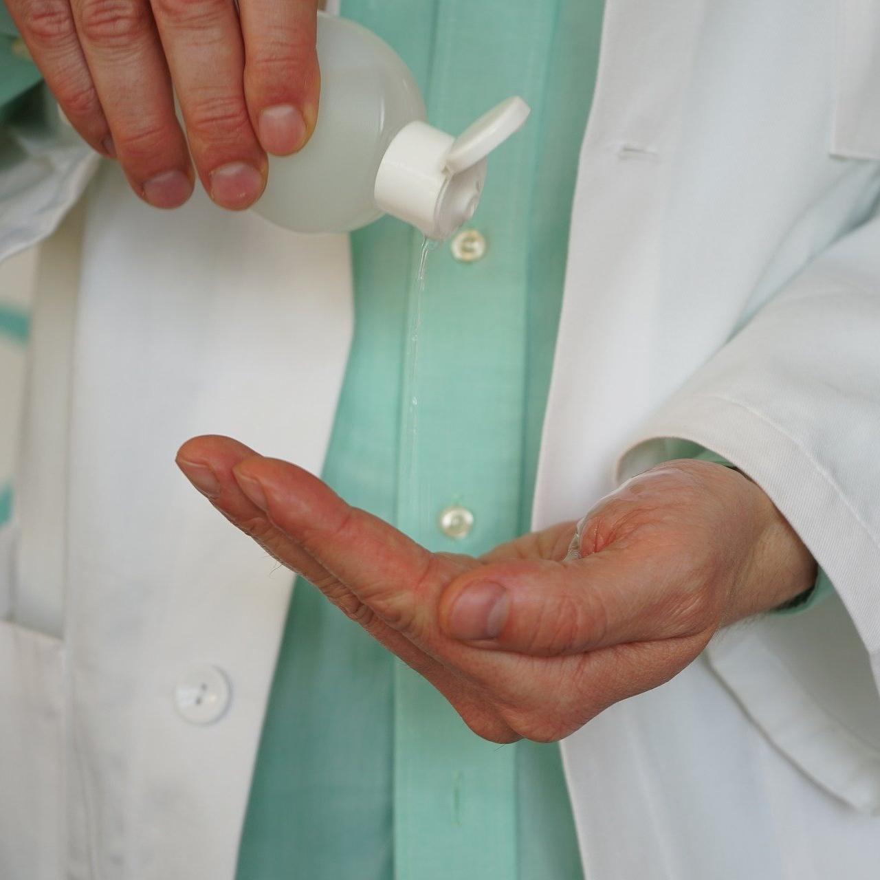 DesiClean® Desinfektionsmittel zur Händedesinfektion 0,5l