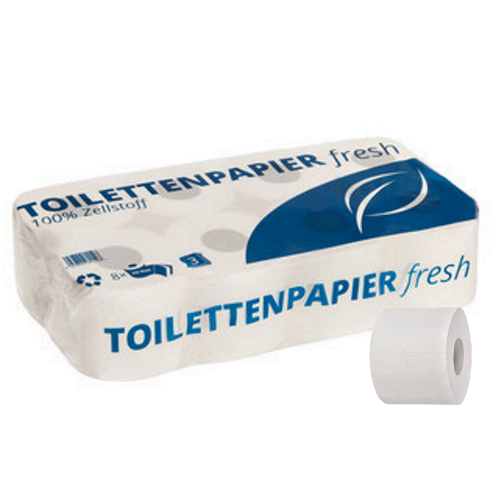 72 rolls of toilet paper 3 layers, 72x250 sheets