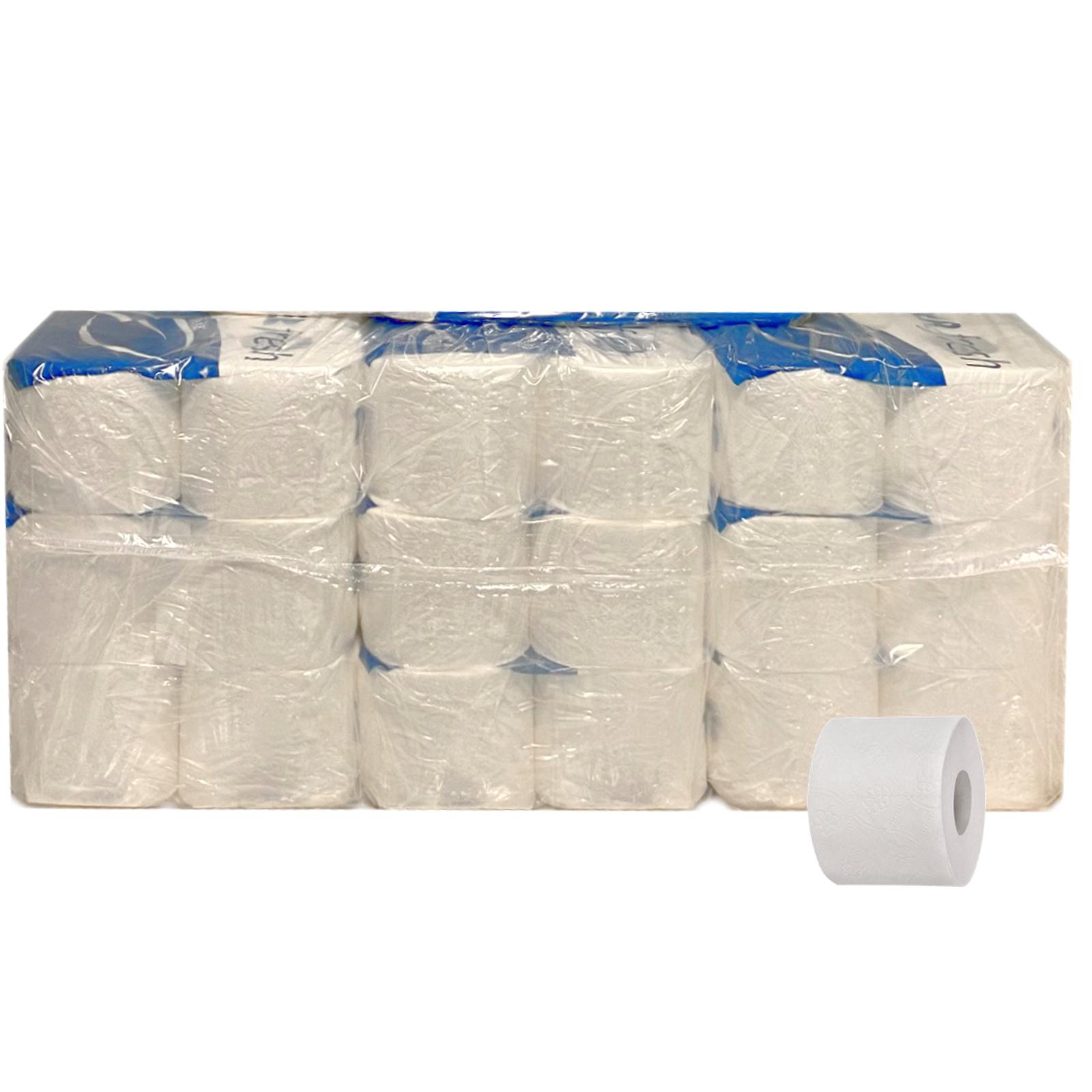 72 Rollen Toilettenpapier 3 lagig, 72x250 Blatt